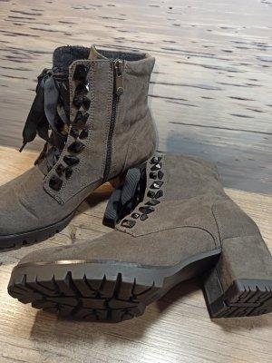 Marco Tozzi Stiefel Stiefelette Plateau Boots Gr 41 1x getragen