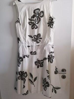 MarcoPolo Kleid weiß /schwarz Gr. 38