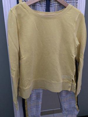 MarcOPolo Sweatshirt in freundlichem Gelb