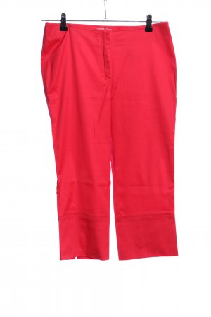 Marella 3/4 Length Trousers red casual look