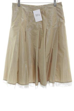 Marella Ballonrock beige Casual-Look