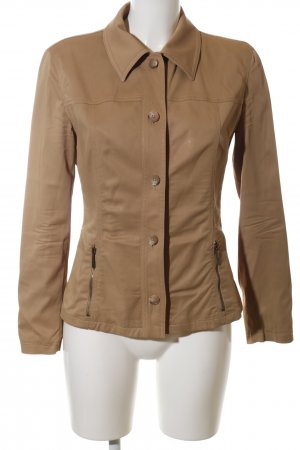 Marella Pea Jacket brown casual look