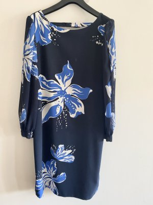 Marella: elegantes Chiffon Kleid mit Blumen Print