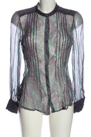 Marella Shirt Blouse allover print casual look