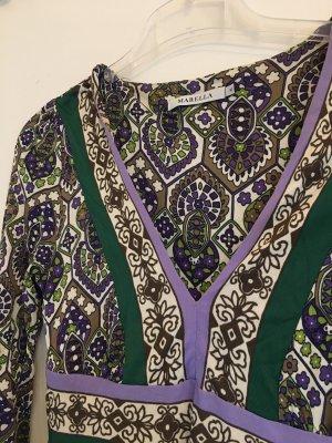 Marella A Line Dress multicolored