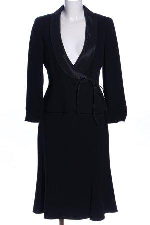 Marella Kostüm schwarz Elegant