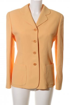 Marella Long-Blazer hellorange Business-Look