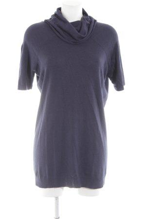 Marella Shirtkleid blau schlichter Stil