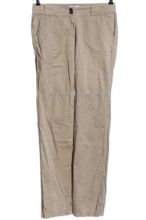 Marella Jersey Pants natural white casual look