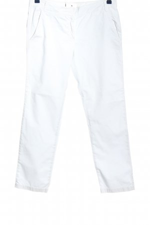 Marella Jersey Pants white casual look