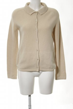 Marella Strick Cardigan creme Casual-Look