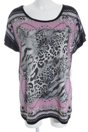 Maren Gilzer Print-Shirt Mustermix extravaganter Stil