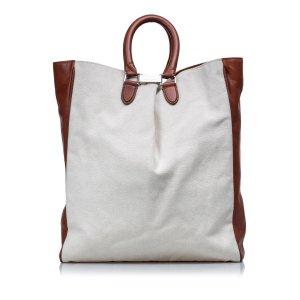 Margiela Canvas Tote Bag