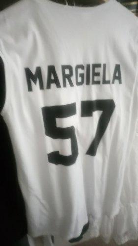 Margiela Longshirt 40 weiss