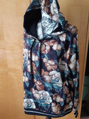 Margittes Shirt met capuchon bruin