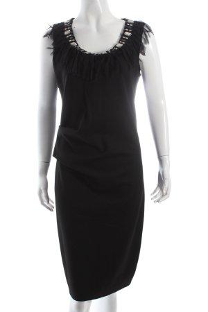 Margittes Kleid schwarz Eleganz-Look