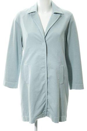 Margittes Long-Blazer blassblau Elegant