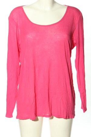 Margittes Longsleeve pink Casual-Look