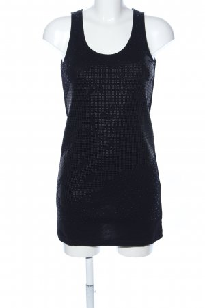 Margittes Minikleid blau Casual-Look