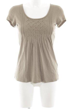 Margittes T-Shirt creme Casual-Look