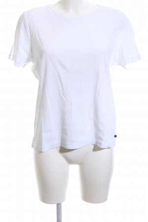 Margittes T-Shirt weiß Casual-Look