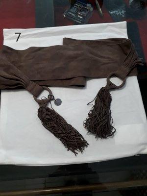 Waist Belt light brown leather