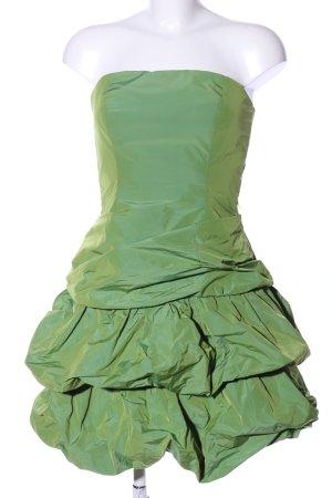 Marie Blanc Balloon Dress green elegant