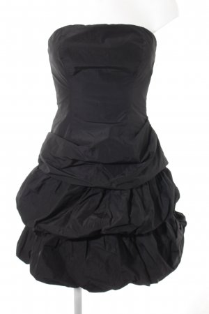Marie Blanc Ballonkleid schwarz Elegant