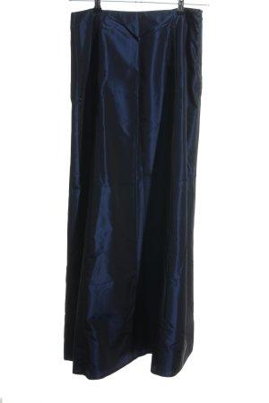 Marie Blanc Maxirock blau Elegant
