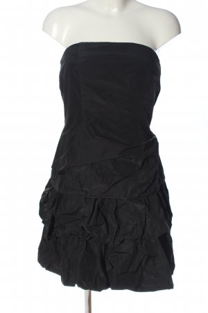 Marie Blanc Mini Dress black elegant