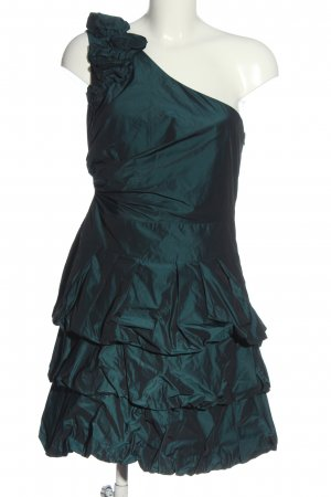 Marie Blanc One Shoulder Dress green elegant