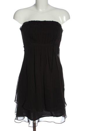 Marie Blanc Off-The-Shoulder Dress black elegant
