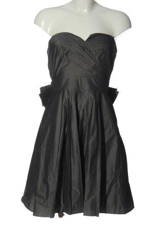 Marie Blanc Off-The-Shoulder Dress light grey elegant