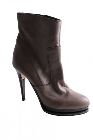 marie claire High Heel Stiefel braun Business-Look