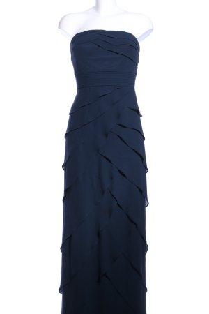 Marie Lund Abendkleid blau Elegant