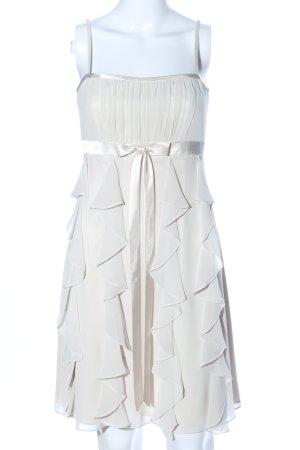 Marie Lund Cocktailkleid wollweiß Elegant