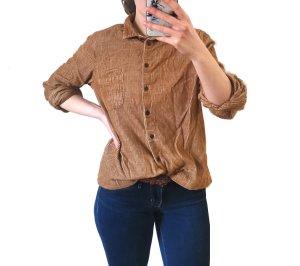 Marie Lund Copenhagen Camicia di flanella multicolore Cotone