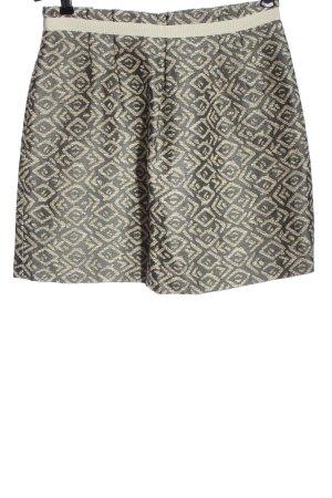 Marie Lund Mini rok volledige print casual uitstraling