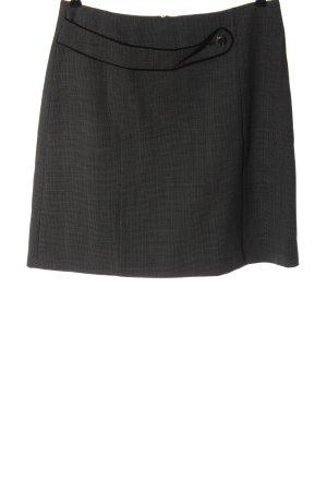 Marie Lund Minigonna grigio chiaro stile professionale