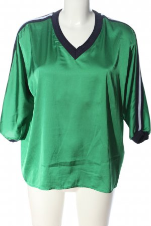 Marie Lund Oversized Bluse mehrfarbig Casual-Look