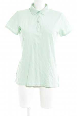 Marie Lund Polo-Shirt mint Casual-Look