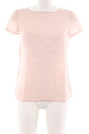 Marie Lund Shirttunika pink Casual-Look