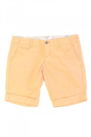 Marie Lund Shorts Größe 38 orange aus Baumwolle