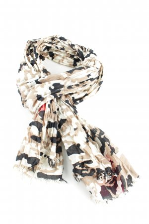 Marie Lund Summer Scarf allover print casual look