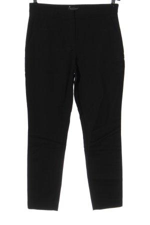 Marie Lund Pantalone jersey nero stile professionale