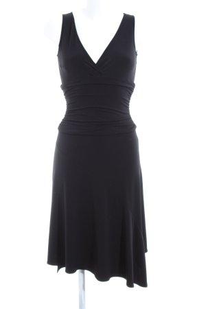Marie Lund Stretchkleid schwarz Elegant