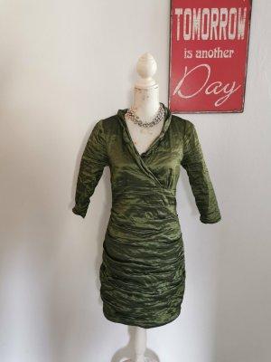 Marie Noir by Peek & Cloppenburg Damen Abendkleid Cocktailkleid grün Größe 36/38