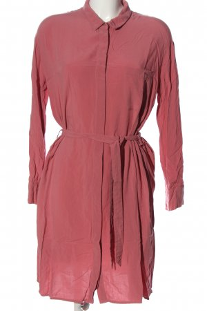 Marie Sixtine Abito blusa camicia rosa stile casual