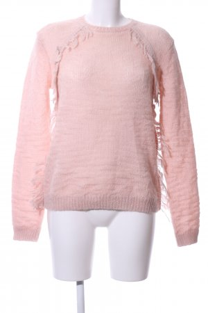 Marie Sixtine Wollpullover pink Casual-Look