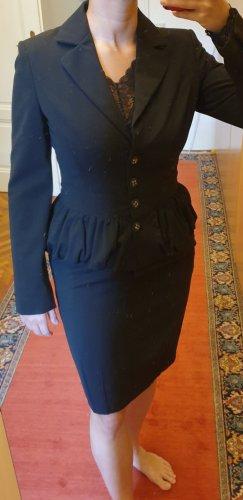 Mariella Rosati Kostüm schwarz